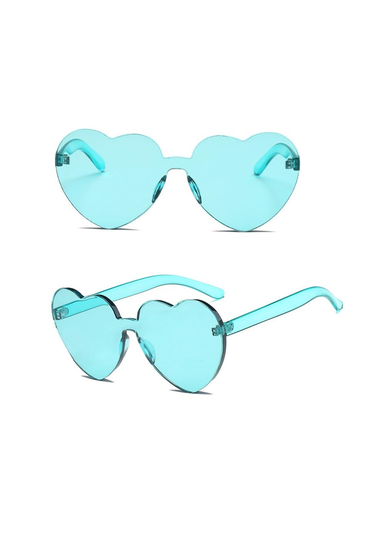 6018 Turkuaz Kadın Gözlük