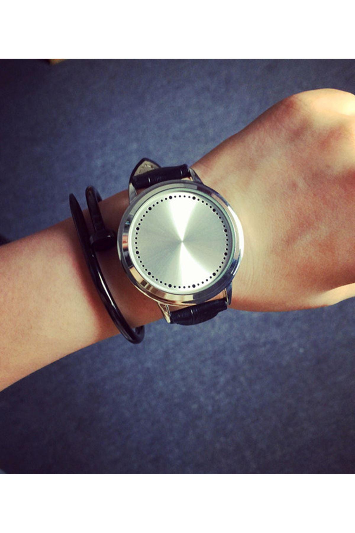 9037 Gümüş Kadın Saat