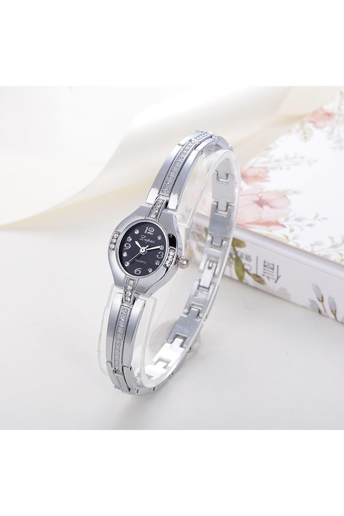 9021 Gümüş Kdın Saat